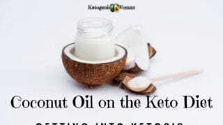 Get Into Ketosis Fast with Coconut Oil on the Ketogenic Diet