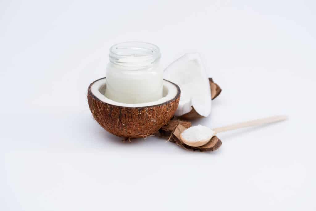 coconut oil on keto