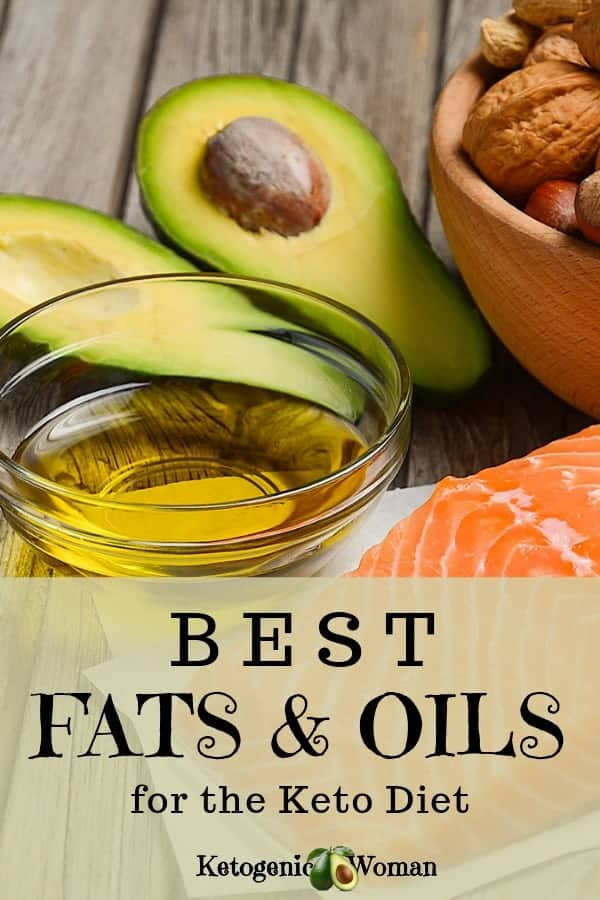 What Are Good Fats For Ketosis An Intro To Fats And Oils For Keto Ketogenic Woman