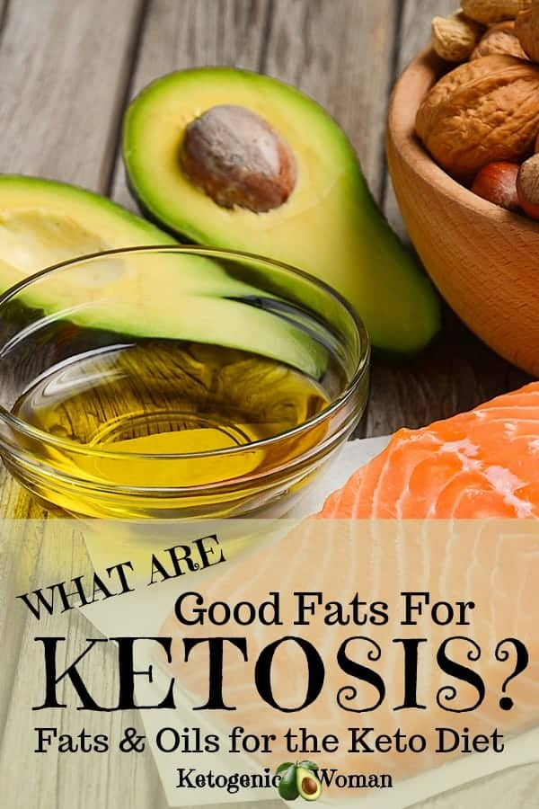 What are good fats for ketosis? A Keto fats list for beginners. This intro to fats and oils for the Keto Diet is easy to follow and is full of information.
