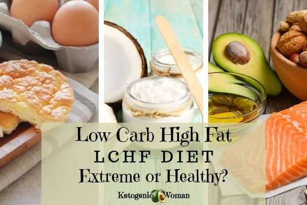 The Low Carb High Fat Diet explained. LCHF is the acronym used for the Low Carb High Fat Diet. Is it Healthy or too Extreme? Learn about an experiment that was done in my hometown with amazing results!