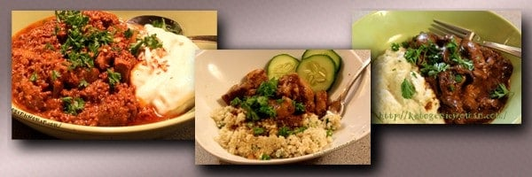 cauliflower rice and potatoes tutorial