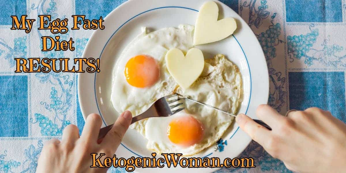 Keto Egg Fast Diet Results