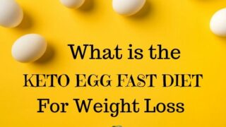 What is The Keto Egg Diet Weight Loss Fast? Blast Through a Plateau With Eggs!