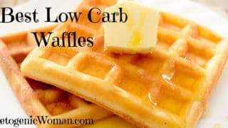 Best Low Carb Waffles Recipe
