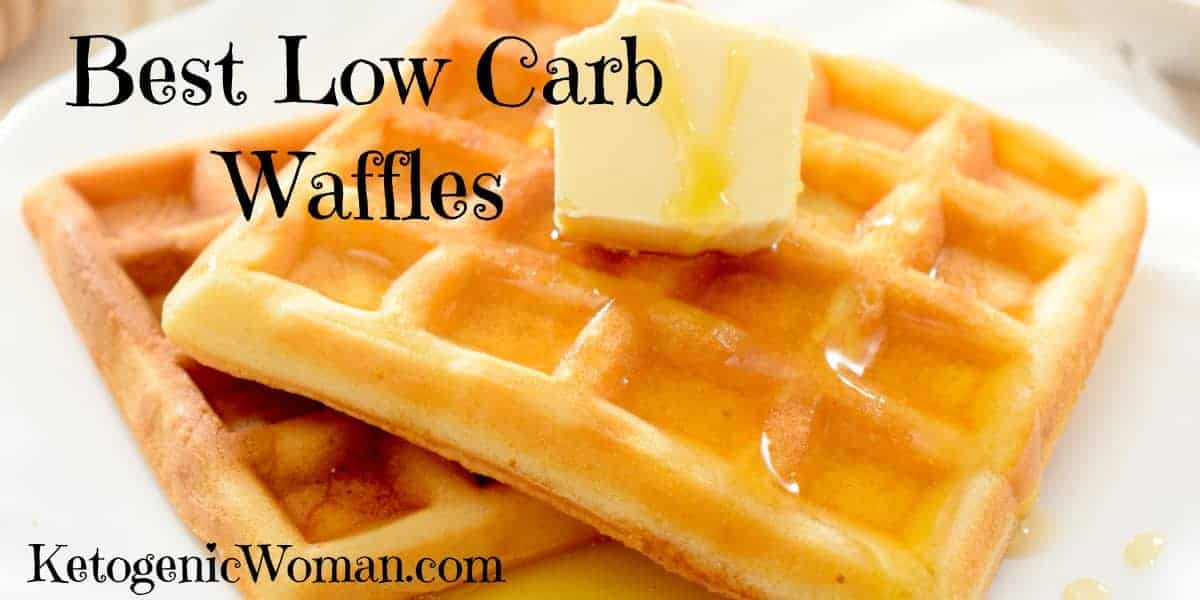 Best Low Carb Waffle Recipe
