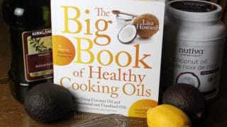 The Big Book of Healthy Cooking Oil - Review
