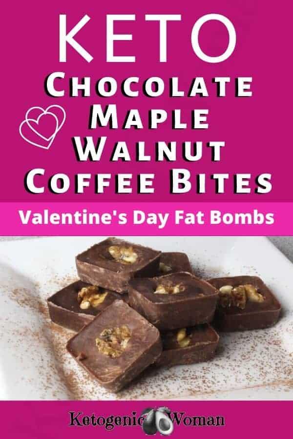 Keto Mocha Walnuts Bites Recipe