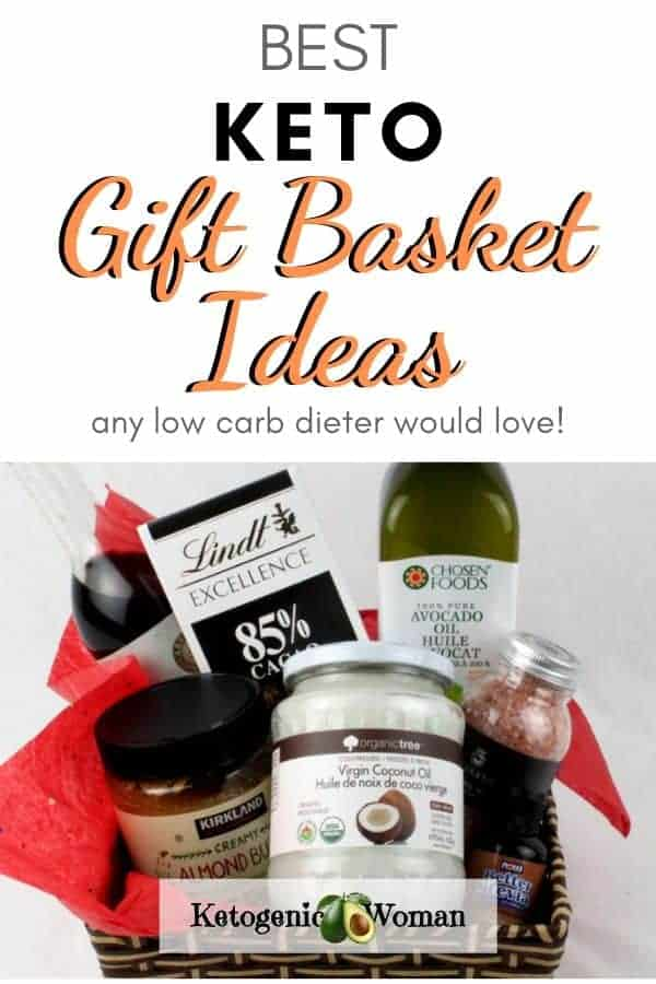 Keto gift basket ideas