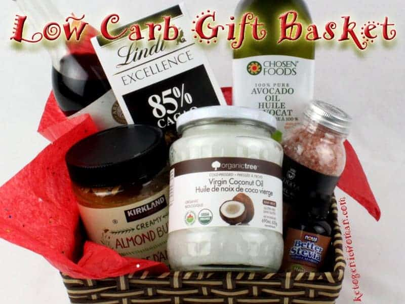 Low Carb Gift Basket