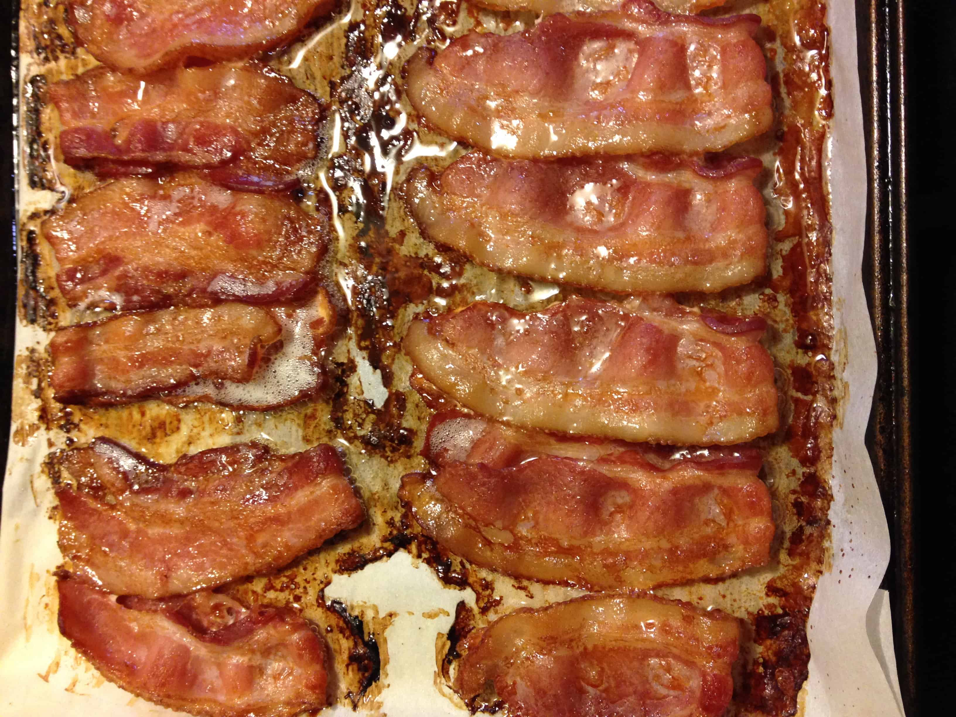 Oven Cooked Bacon Recipe - Ketogenic Woman
