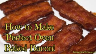 Oven Cooked Bacon Recipe