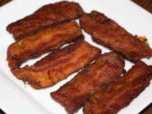 Crispy Oven Bacon