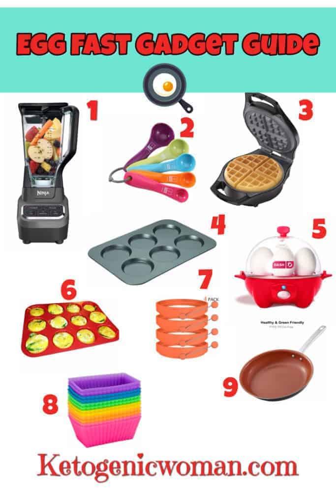 Egg Cooking Utensils