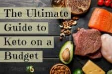 Ultimate guide to keto on a budget