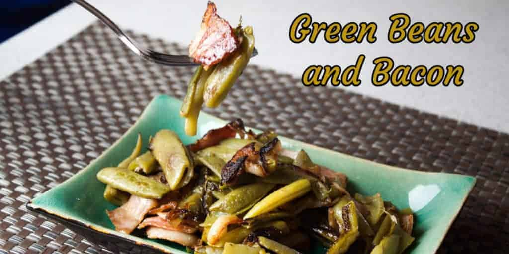 green beans bacon recipe