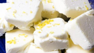 Egg Fast Lemon Cheesecake Fat Bombs