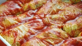 Easy Keto Cabbage Rolls Better Than My Russian Grandmother's!