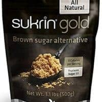 Sukrin Gold - The Natural Brown Sugar Alternative - 1.1 lb Bag