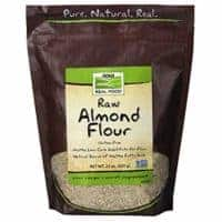 NOW Foods Almond Flour, Raw, 22-Ounce