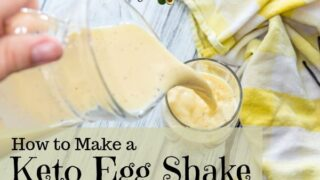 The Ultimate Guide to the Keto Egg Shake
