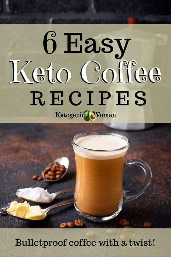 What can you put in your coffee on the Keto diet? These low carb coffee drinks keep you in ketosis and losing weight.