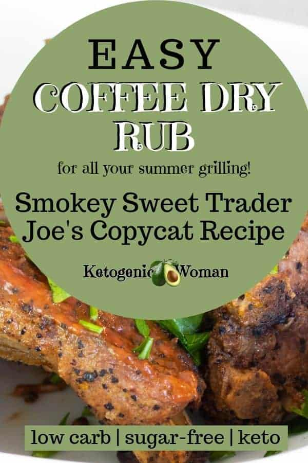 Keto coffee dry rub trader joe's copycat recipe