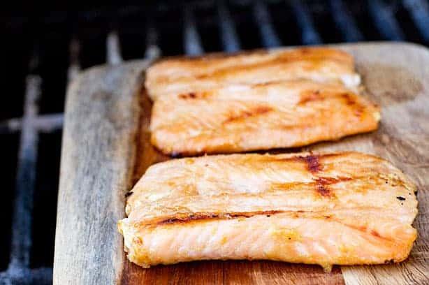 Easy Glazed Maple Dijon Salmon Recipe Perfect for Summer