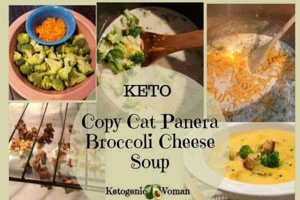 How to Make Keto Panera Broccoli Cheese Soup