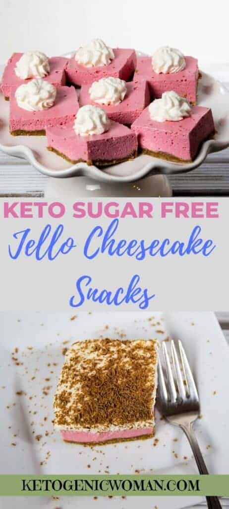 low carb jello cheesecake recipe