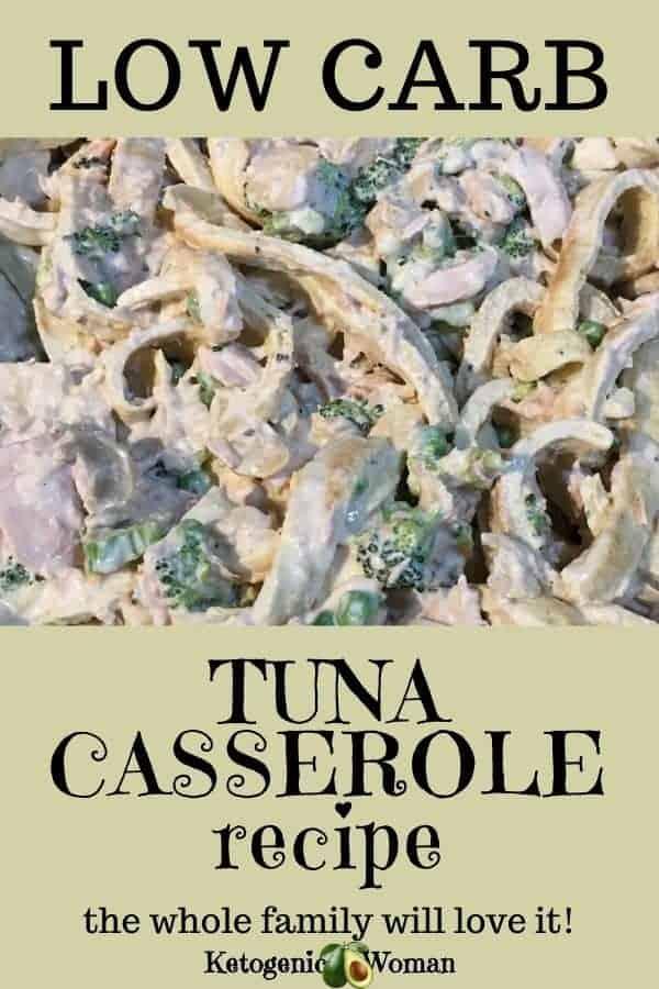 A close up of noodle casserole