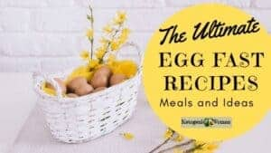 Best Keto Egg Fast Recipes