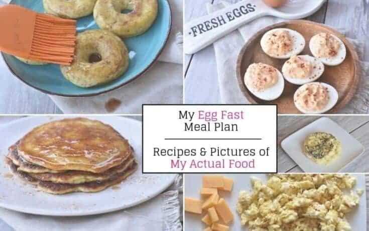 Keto Egg Fast Recipes