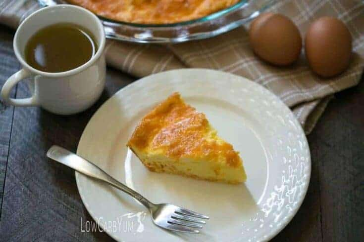 Crustless Keto Quiche Recipe for Easy Egg Fast Meals