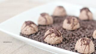 Low Carb Chocolate Fat Bombs
