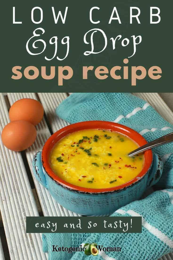 Low Carb Egg Drop Soup (2)