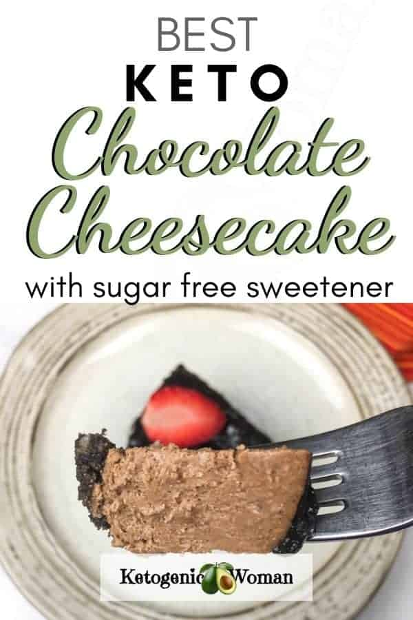 Keto Instant Pot Chocolate Cheesecake Recipe (2)