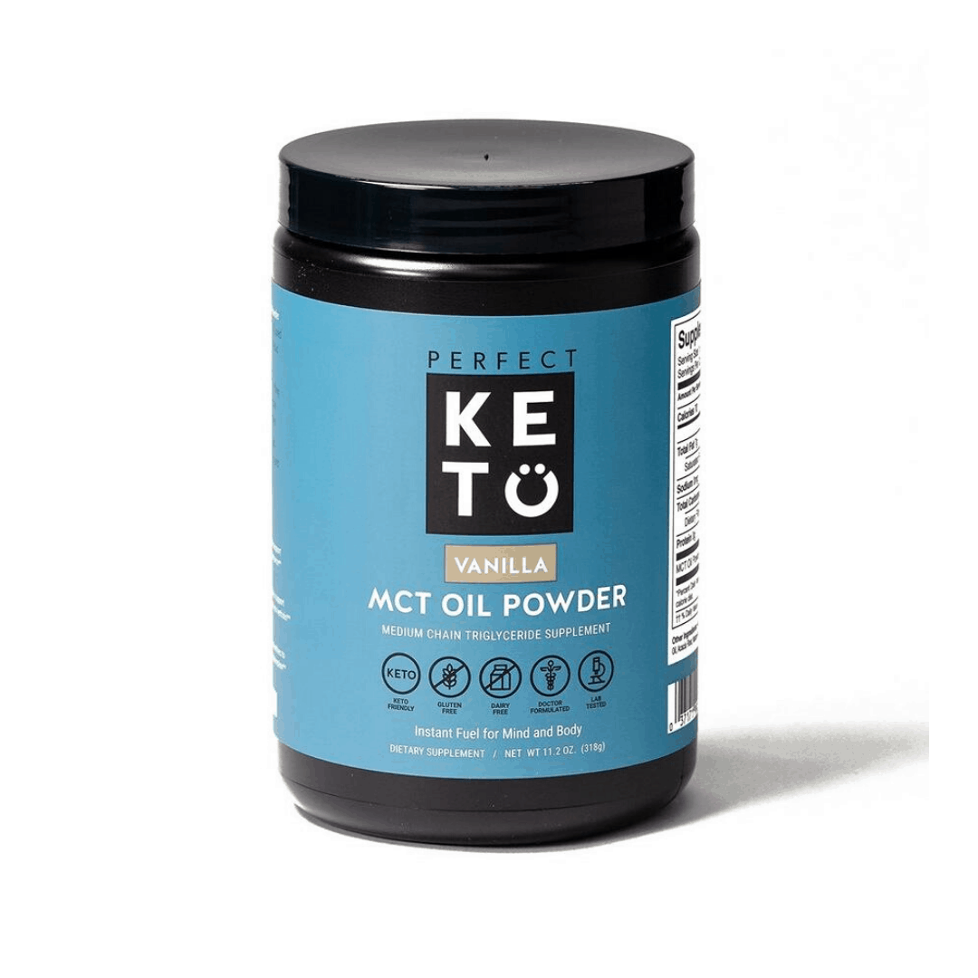 can of MCT powder
