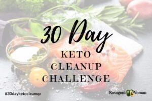 30 Day Challenge blog banner