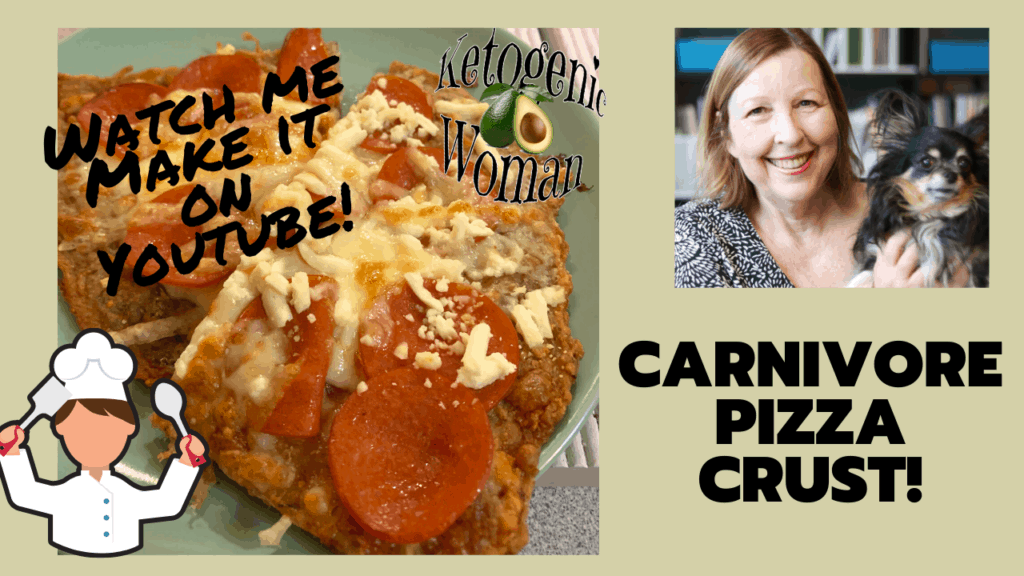 carnivore pizza youtube ad layout